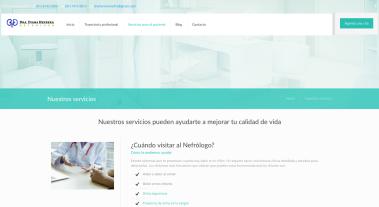 página web para médicos en monterrey